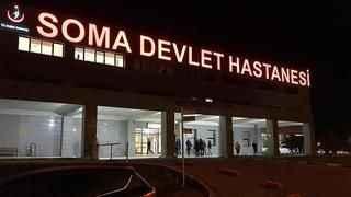 Soma'da maden ocağında göçük: Yaralılar var...