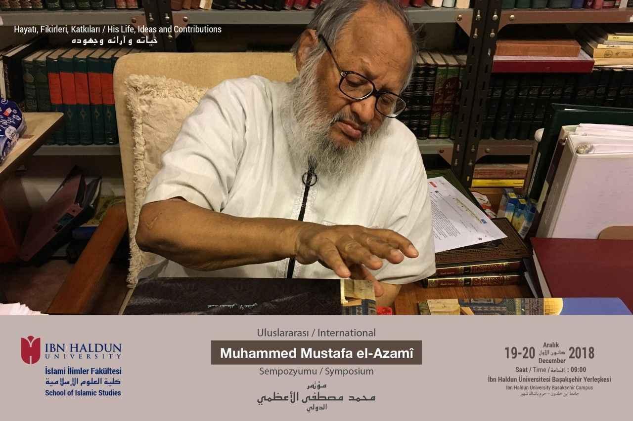 Hadis alimi Mustafa el-A'zamî İstanbul'da anılacak