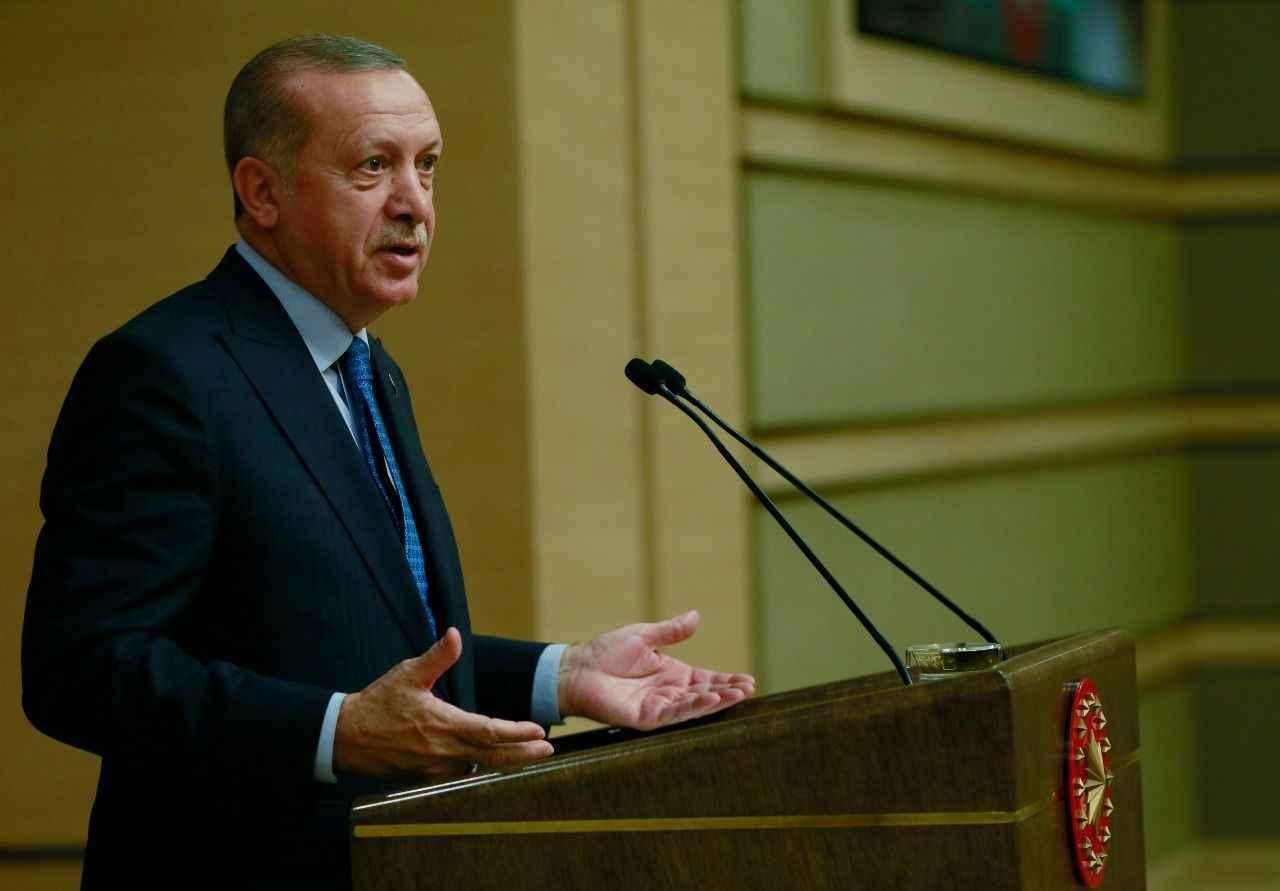 Erdoğan: Yeni Akiflere, Nazım Hikmetlere ihtiyaç var