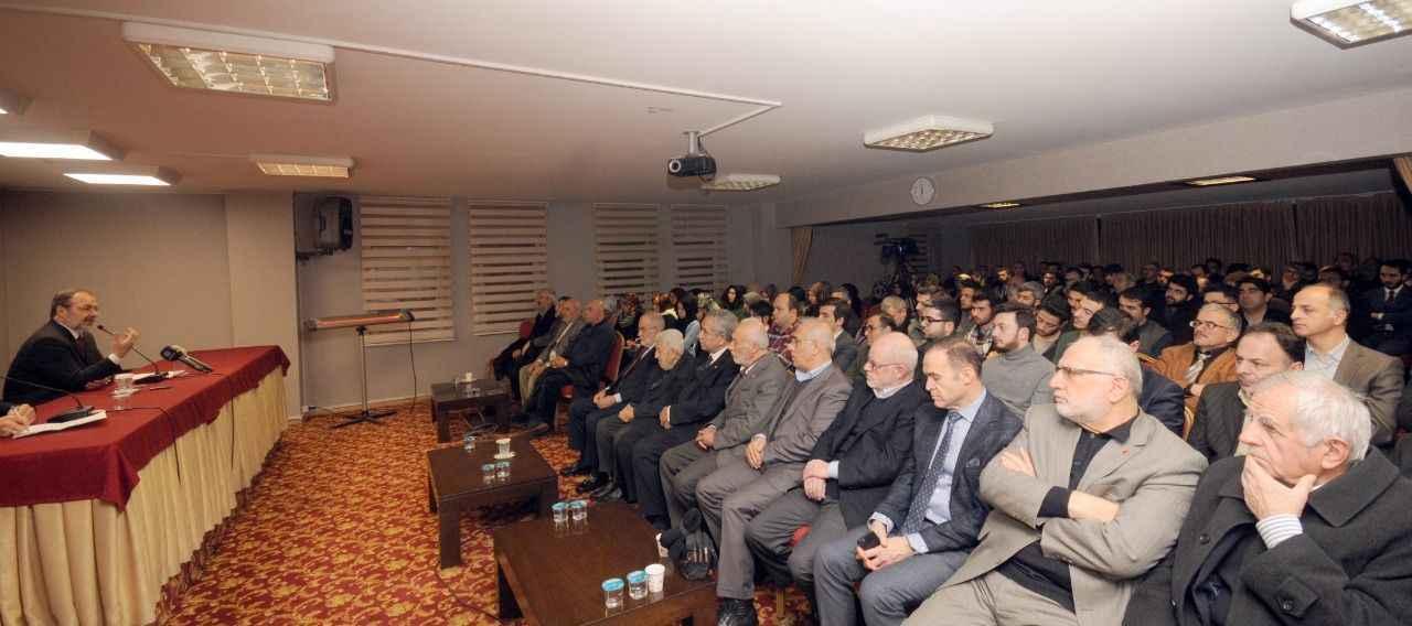 Prof. Dr. Mehmet Görmez: Kurtuluş hayâdadır