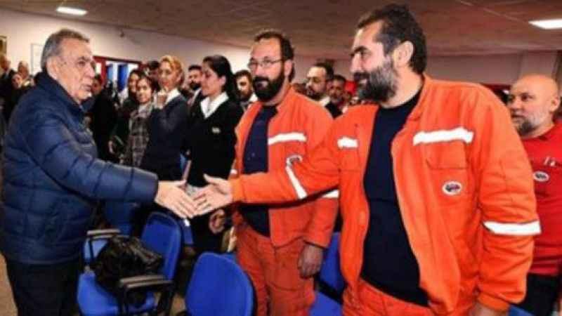 İzmir Metro A.Ş.'de anlaşma sağlandı; işçilere yüzde 25 zam