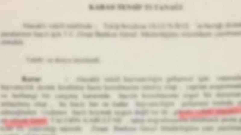 Sosyal medyayı karıştıran Trabzon'daki belge sahte çıktı