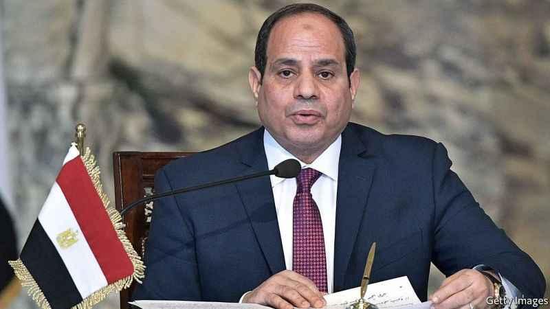 Sisi'den tepki çeken kısıtlama