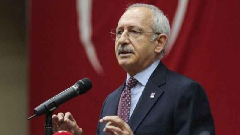 Kılıçdaroğlu'ndan erken seçim çağrısı: Bir an önce seçim olması lazım