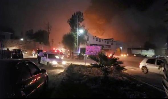 Petrol boru hattında patlama: 21 ölü, en az 70 yaralı