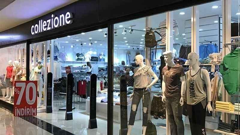 Ünlü giyim markası Collezione da konkordato ilan etti