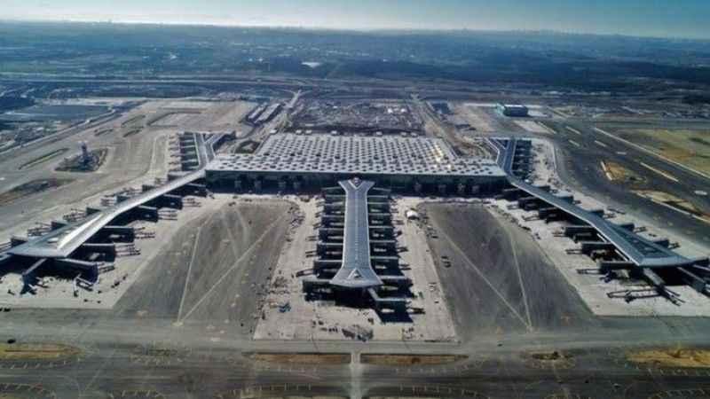 Üçüncü havalimanına taşınma tarihi güncellendi