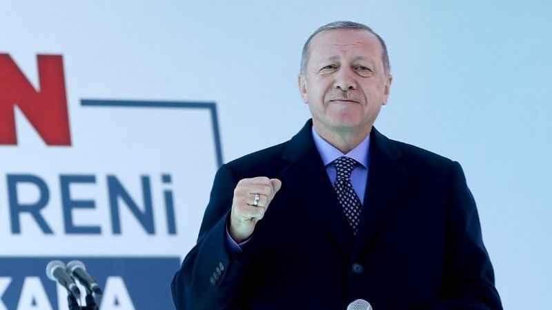 Cumhurbaşkanı Erdoğan: Temizlik malzemeleri de satacağız