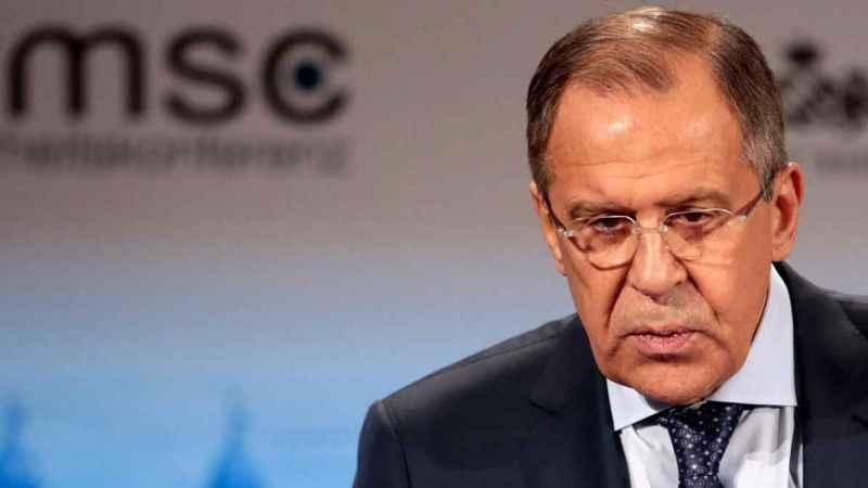 Lavrov'dan Suriye anayasa komitesiyle ilgili önemli açıklama