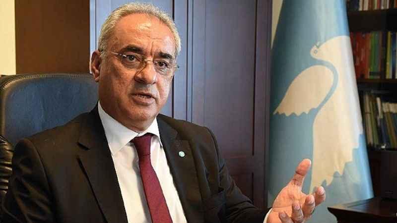 DSP Genel Başkanı Önder Aksakal, Ramazan Bayramı'nı kutladı