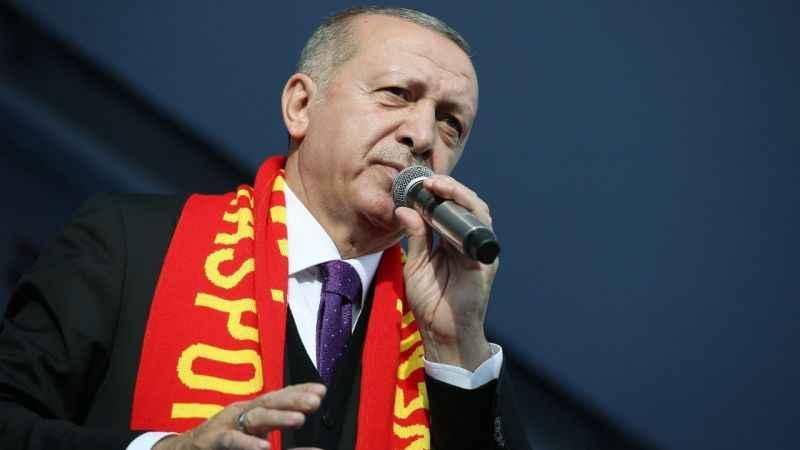 Cumhurbaşkanı Erdoğan'dan gaf: Biz bu millete efendi olmaya geldik!