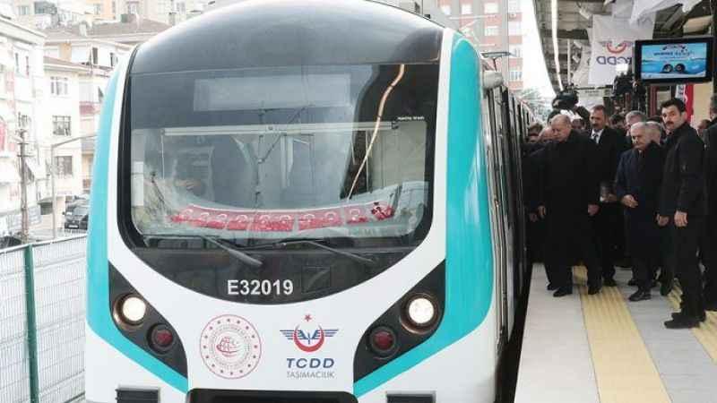 Gebze-Halkalı Banliyö Tren hattında 'iade ücret' krizi: İsyan ettiler