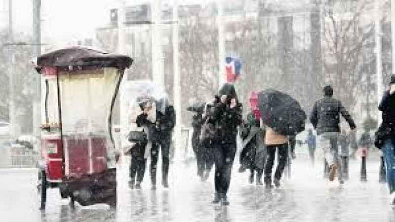 Meteoroloji'den sağanak ve fırtına uyarısı! İşte hava durumu raporu