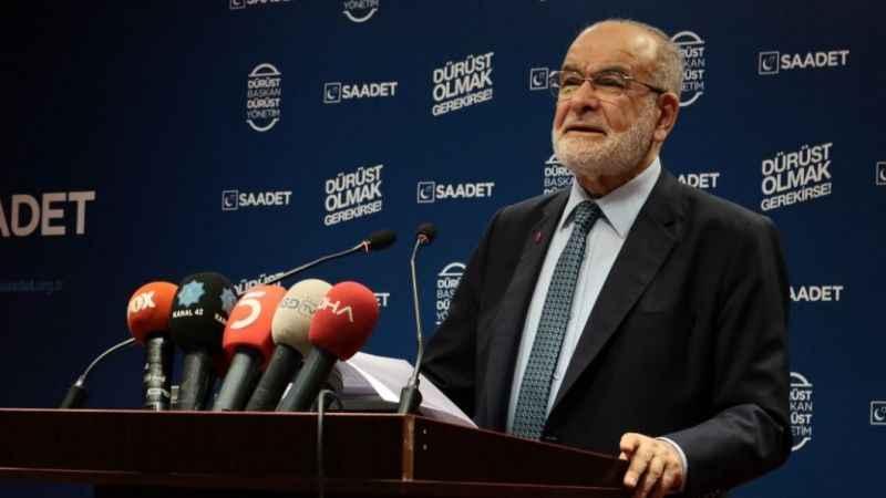 Temel Karamollaoğlu: Zulümle abâd olunmaz