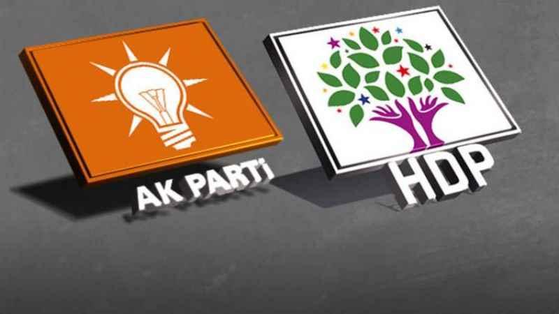 Çok konuşulacak sözler! 'AKP ve HDP birlikte hareket ediyor'