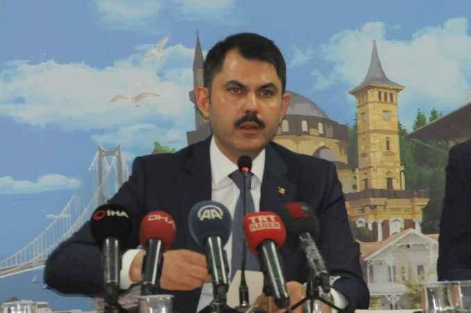 Bakan Kurum: TOKİ ile yaptığımız indirim kampanyası bugün başlıyor