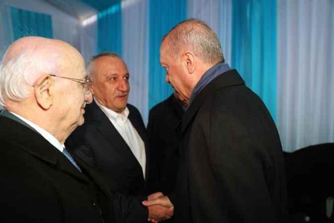 Tansu Çiller ve Mehmet Ağar Yenikapı mitinginde