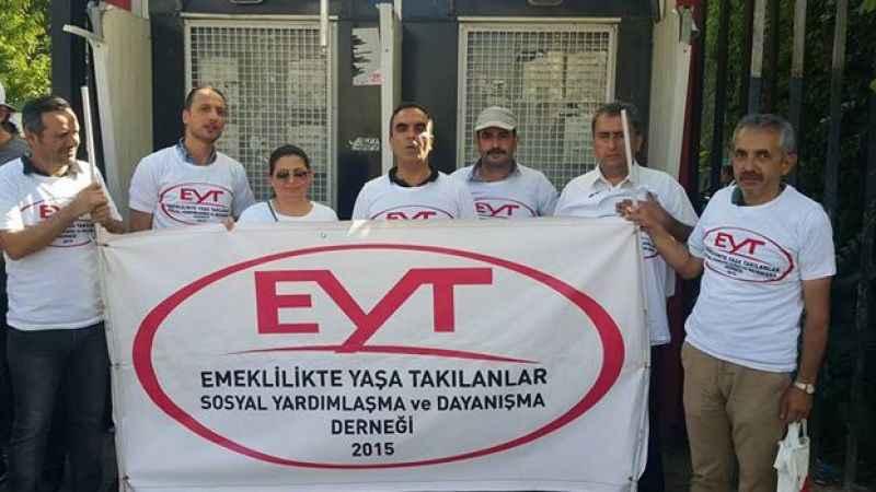 Emeklilikte Yaşa Takılanlar'dan (EYT) 31 Mart yerel seçim manifestosu