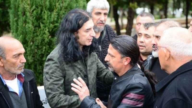 Murat Kekilli'nin babası toprağa verildi