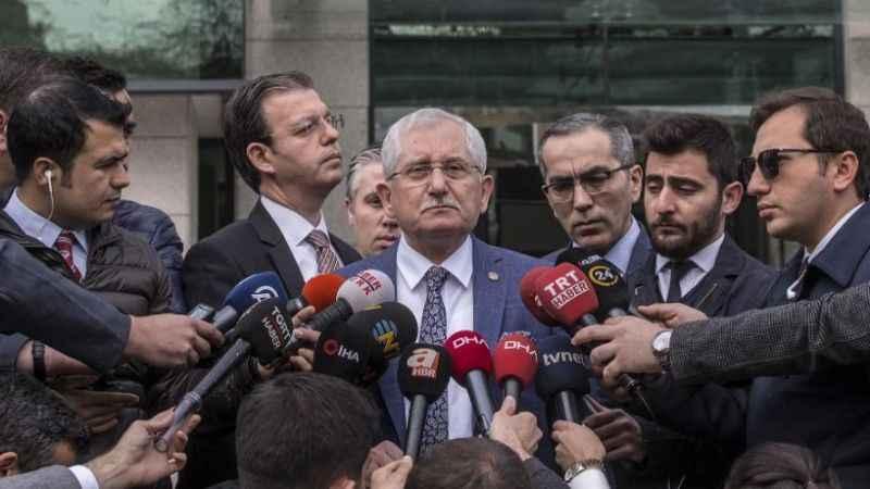 YSK Başkanı Güven'den İstanbul açıklaması: Tekrar sayım kararı alındı