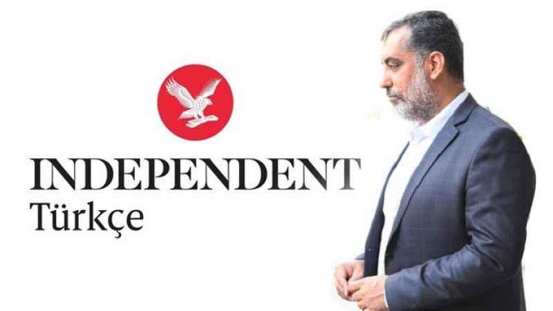 Independent Türkçe ilk gününde Milli Gazete'yi yazdı