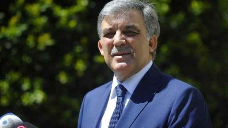 Abdullah Gül'e Cumhurbaşkanlığı'ndan sansür!