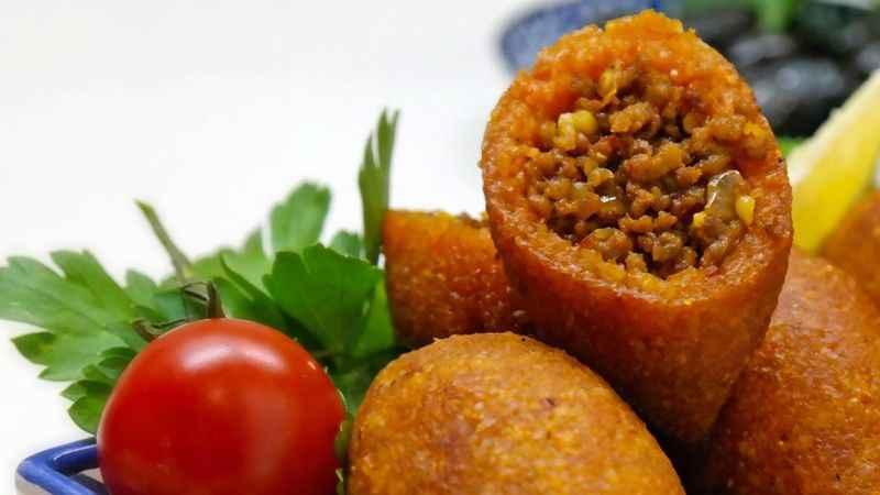 Ramazan ayına özel içli köfte tarifi (Gaziantep usulü)