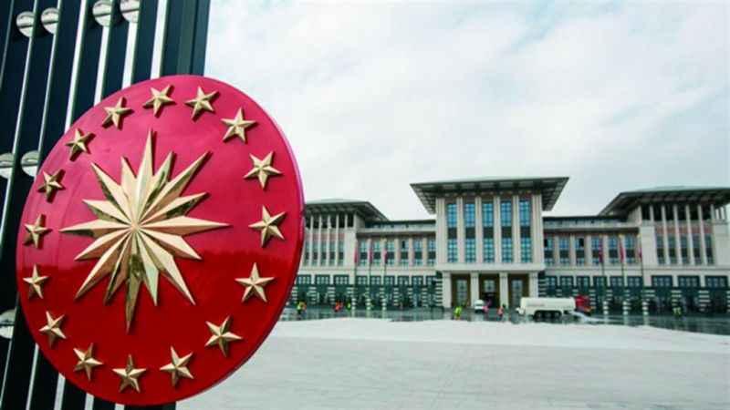 Cumhurbaşkanlığı'ndaki programlar koronavirüs nedeniyle iptal edildi