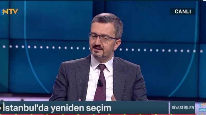 """Burhanettin Duran'dan """"Sayın Öcalan"""" açıklaması: Sehven dedim"""
