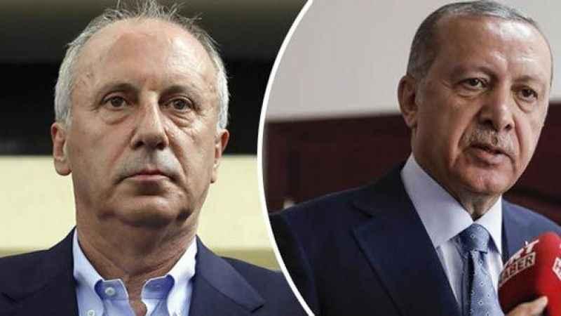 Muharrem İnce, Erdoğan'a 20 bin lira tazminat ödeyecek
