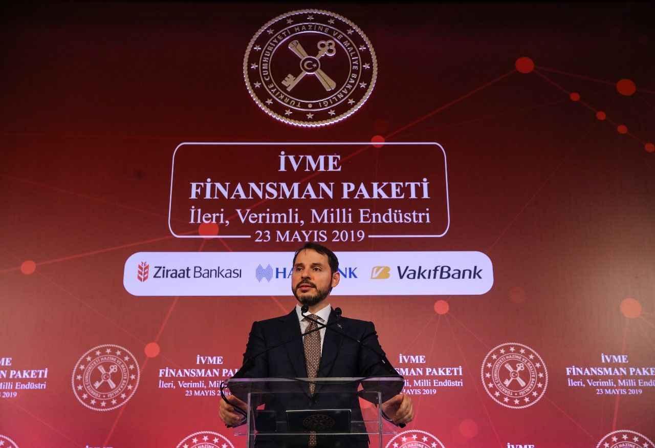 Berat Albayrak'a tepki: Gözünü seveyim daha fazla paket açıklama artık