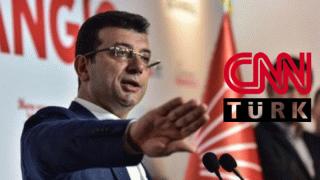 CNN Türk, İmamoğlu'nun 'kameramanlar işten çıkarıldı' iddasını yalanladı