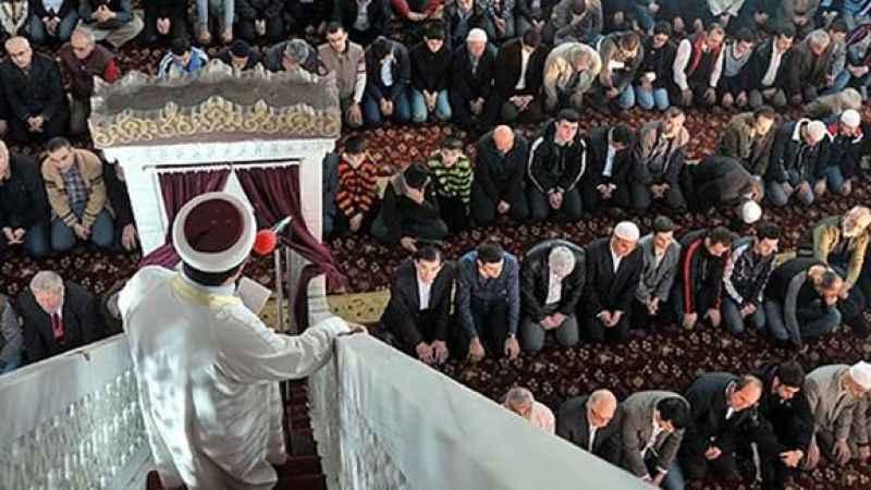 Diyanet'ten cuma namazı açıklaması! Sadece Beştepe'de kılınacak