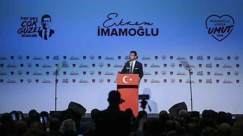 Tepeden telefonla kovulan gazeteci: İmamoğlu 70 bin farkla kazanır!