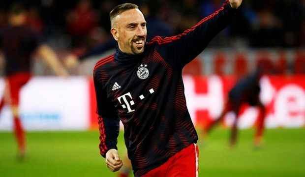 Adı G Saray ile anılan Ribery resmen açıkladı