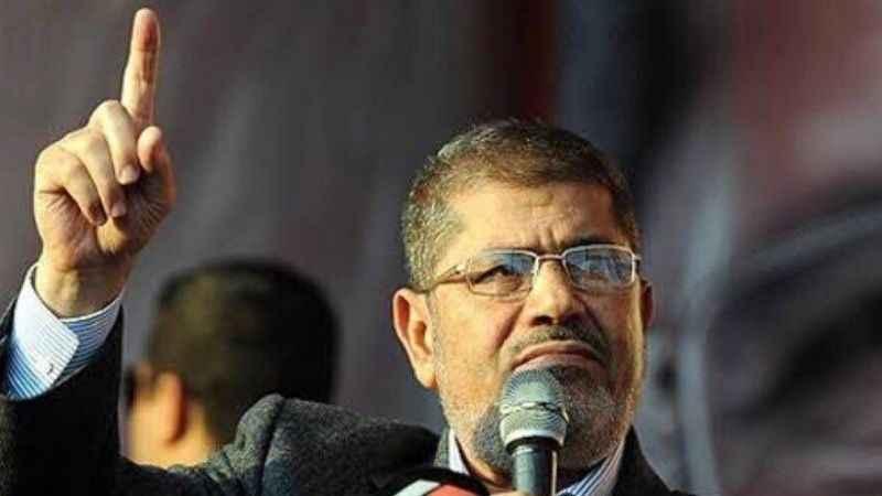 Dün şehadete yürümüştü... Mursi'nin cenazesi defnedildi