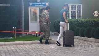 Ertaç Özbir askerlik sonrası Beşiktaş'ta