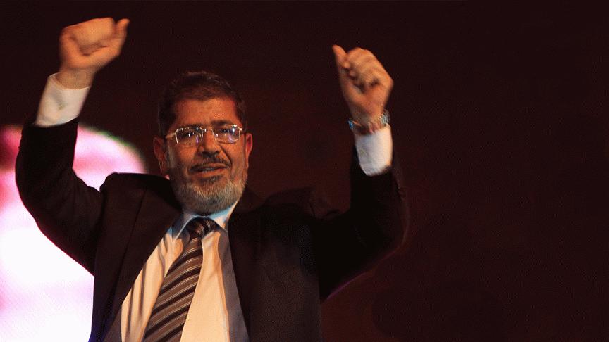 Muhammed Mursi şehadete yürüdü! Şehadetin kutlu olsun - Son dakika ...