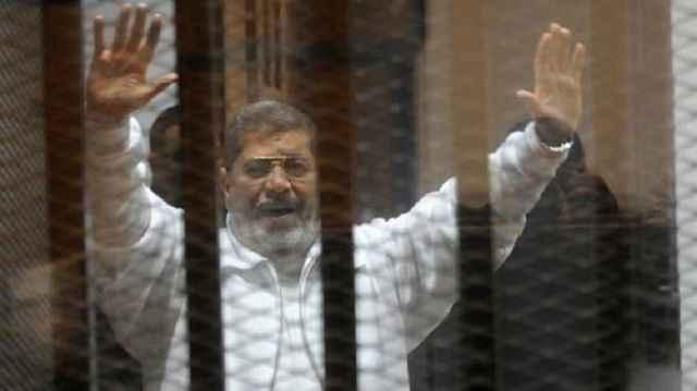 AGD'den şehit olan Mursi için gıyabi cenaze namazı