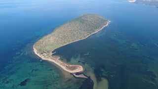 Sahibinden satılık ada: Her şey dahil 105 milyon lira