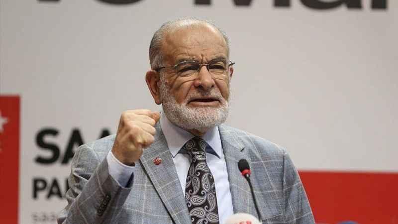 Karamollaoğlu: Türkiye'nin gerçek gündemi işsizlik olmalı!