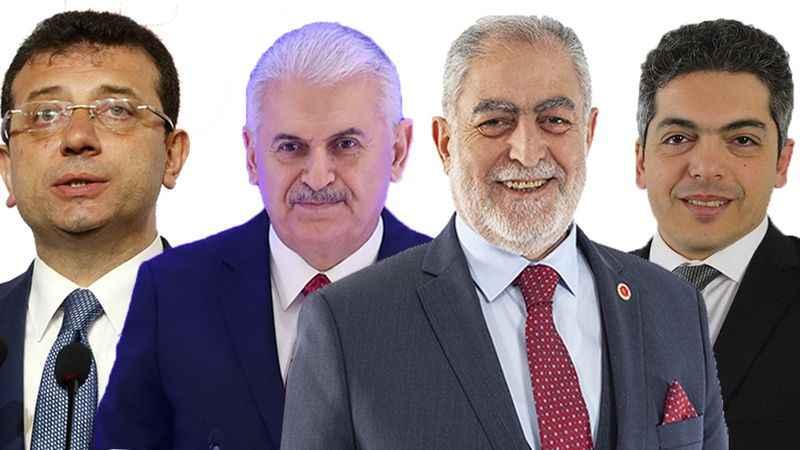 Son dakika: ANKA'nın İstanbul için ilk seçim sonuçları