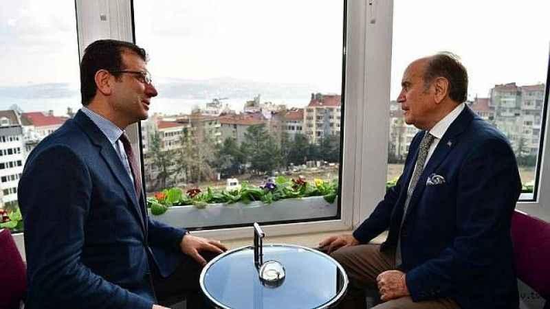 Kadir Topbaş'ın seçim yorumunda İmamoğlu temennisi