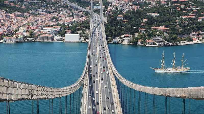 İstanbul'da 50 günlük çile başladı!