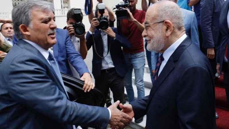 Temel Karamollaoğlu'ndan Babacan'ın Abdullah Gül çıkışına yorum
