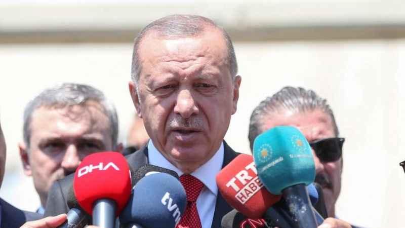 Cumhurbaşkanı Erdoğan yeni parti için ilk kez açık konuştu: Maalesef..