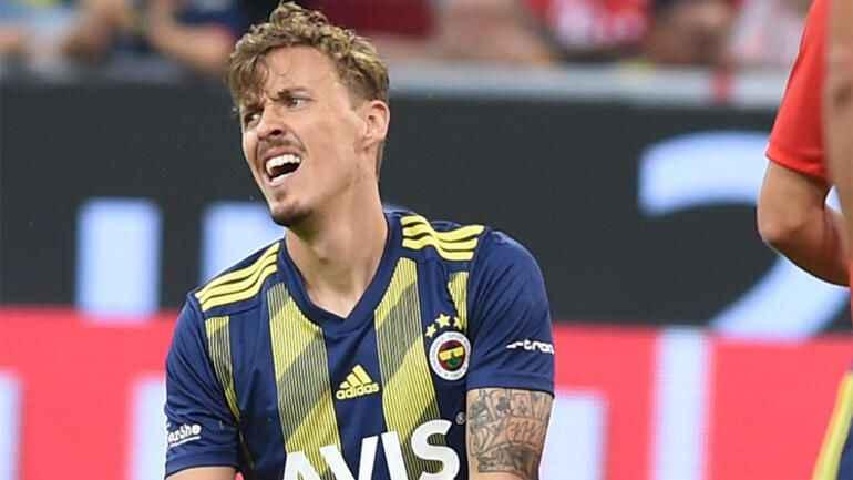 Fenerbahçe-Beşiktaş derbisinde Max Kruse şoku!