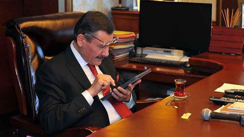 Melih Gökçek: AK Parti içindeki FETO'cular hakkımda haber yaptırıyor!
