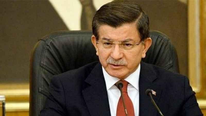 Davutoğlu'nu yok sayan AKP görseline videolu cevap!