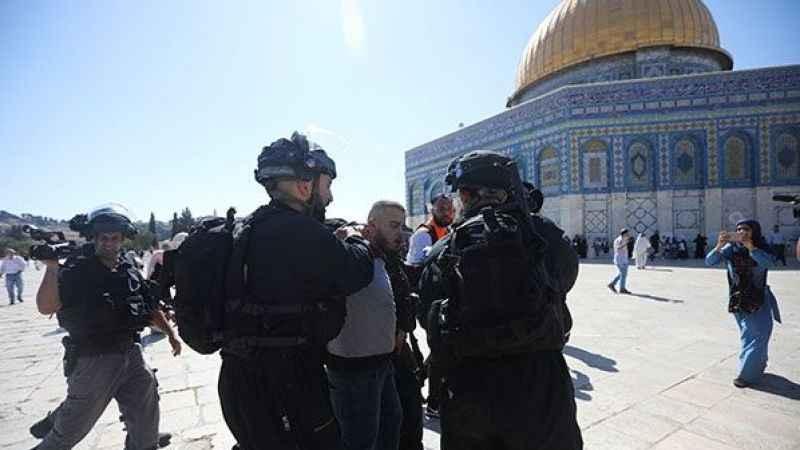 Dışişleri'nden İsrail'e Mescid-i Aksa tepkisi
